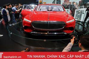 Những mẫu xe ấn tượng tại triển lãm ôtô Bắc Kinh 2018