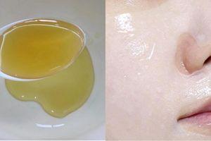 Dùng những thứ này thay thế sữa rửa mặt mỗi sáng, da mịn màng, trắng hồng như em bé