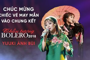 Đừng lo đội Như Quỳnh 'trắng tay', Yuuki Ánh Bùi chính thức quay trở lại chung kết Thần tượng Bolero 2018