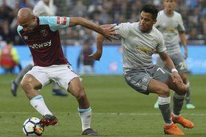 Alexis Sanchez mờ nhạt, MU chấp nhận chia điểm với West Ham