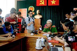 Công an TP.Hồ Chí Minh thông tin về kết quả điều tra nhóm tội phạm đâm tử vong 2 'hiệp sĩ'