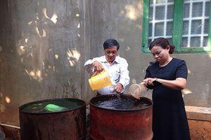 Lạ kỳ nước giếng nóng tới 70 độ ở Buôn Ma Thuột