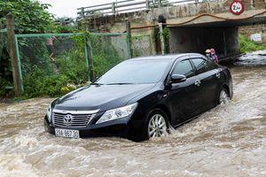 Những chi tiết cần kiểm tra trên ôtô trong mùa mưa