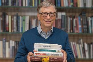 5 cuốn sách Bill Gates khuyên bạn nên tìm đọc