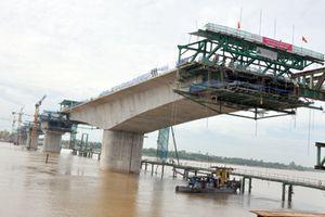 Dùng vốn dư Dự án cầu Hưng Hà xây cầu vượt nút giao Quốc lộ 39