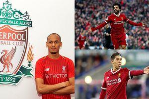 Fabinho và đội hình tối ưu của Liverpool ở mùa giải 2018/2019