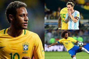 Đội hình 'cực chất' kết hợp giữa Brazil - Argentina tại World Cup 2018