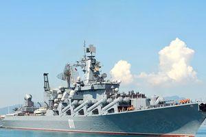 Đoàn tàu Hạm đội Thái Bình Dương-Hải quân Nga thăm Cảng Cam Ranh