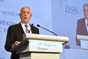 3 thông điệp của Mỹ từ Đối thoại Shangri-La 2018