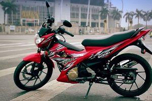 Bảng giá xe máy Suzuki tháng 6/2018