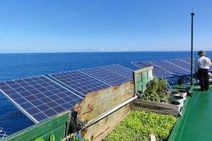 Đầu tư 2 dự án điện mặt trời tại Hậu Giang