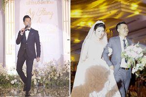 Thêm một đám cưới hoành tráng, mời hẳn Quang Dũng về hát một loạt hit bự