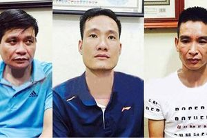 Đã bị truy tố, bao giờ xét xử 3 đối tượng bắn chết GĐ ở Hà Nam lấy 500 triệu đồng?