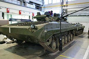 Xe chiến đấu bộ binh BMP-2M Nga mới nâng cấp mạnh cỡ nào?