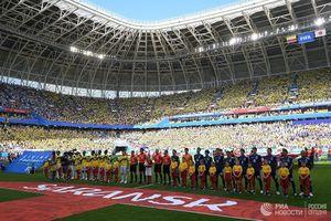 Video những pha bóng 'thót tim' NHM trong trận Nhật Bản vs Colombia