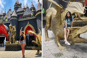 Có một trường Hogwarts 'cực chất' để bạn hóa thân thành Harry Potter ngay giữa lòng Sài Gòn