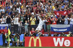 Chấm điểm trận Bồ Đào Nha - Morocco: Ronaldo vẫn là số 1