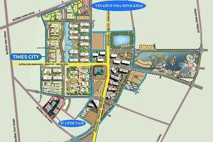 Hà Nội tiếp tục đổi 60 ha đất 'vàng' lấy hơn 1,6 km đường