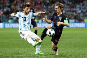 'Argentina thi u vô vng, tht lãng phí gic ng'