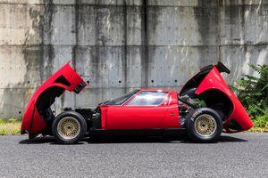 Ảnh chi tiết Lamborghini Miura SVR 'có một không hai'