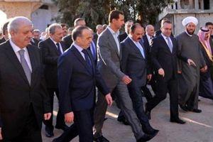 Ông Assad ngăn Nga can thiệp nội trị Syria thời hậu IS?