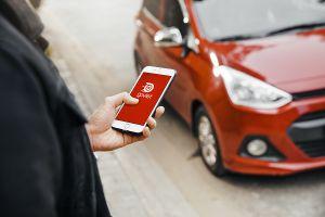 Ứng dụng đặt xe, giao hàng nổi tiếng Indonesia 'lấn sân' Việt trong tháng 7