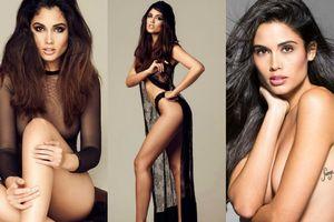 Nhan sắc nóng bỏng mắt của nàng Hoa hậu 'thú nhận' mình thuộc giới tính thứ ba