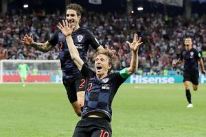 Croatia - Iceland: Ngôi sao Modric muốn thắng để 'cứu Messi'