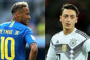 Dự đoán tỉ số World Cup hôm nay (27/6): Brazil và Đức cùng thắng?