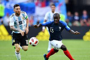 Thi đấu như Ronaldo 'béo', Mbappe khiến Messi mất hút