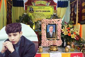 Hồ Quang Hiếu mất cha, đồng nghiệp và bạn bè đồng loạt chia buồn