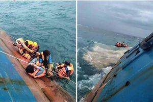 Thảm họa chìm phà chở hơn 100 người ở Indonesia: Số người chết tăng vọt