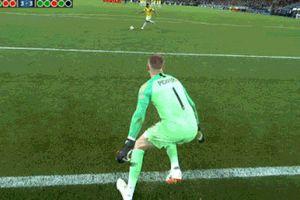 Mánh khóe của các thủ môn khi bắt 11 m ở World Cup 2018