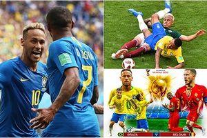 Chặng đường tới tứ kết World Cup 2018 của Brazil: Điệu Samba thăng hoa