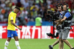 Truyền thông Argentina châm biếm nỗi đau tận cùng của Brazil và Neymar