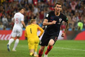 Ngược dòng hạ ĐT Anh, Croatia lần đầu tiên vào chung kết World Cup