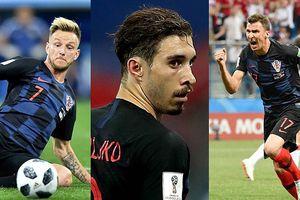 10 cầu thủ xuất sắc nhất của Croatia ở World Cup 2018 gồm những ai?