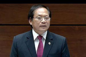 Thủ tướng quyết định thi hành kỷ luật cảnh cáo ông Trương Minh Tuấn