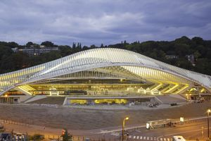Vẻ tráng lệ của 9 nhà ga đẹp nhất thế giới