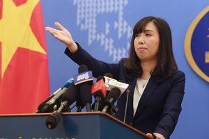 Việt Nam hoan nghênh hội nghị thượng đỉnh Mỹ - Nga