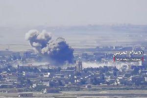 'Hổ Syria' xốc tới nghiền nát thánh chiến, chiếm liên tiếp 3 thị trấn ở Daraa