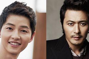 Song Joong Ki đối đầu Jang Dong Gun trong bom tấn cổ trang mới