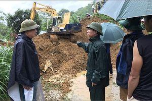 Các địa phương nỗ lực khắc phục mưa lũ