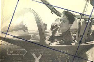 Chiếc cường kích A-37B của phi công Nguyễn Thành Trung giờ ra sao?