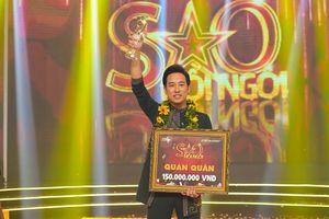 Ca sĩ Triệu Lộc xuất sắc giành Quán quân Sao Nối Ngôi mùa 3