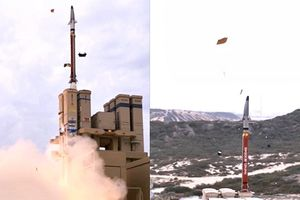 Hệ thống David's Sling phóng nhầm tên lửa