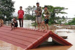 Vỡ đập thủy điện tại Lào, 'hàng trăm người' mất tích