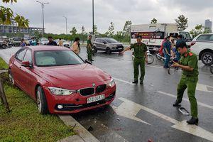 Ôtô BMW tông chết cô gái ở Sài Gòn