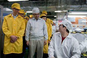 Foxconn thu hút lao động lắp ráp iPhone bằng tiền thưởng