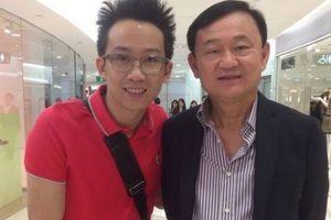 Con trai độc nhất của cựu Thủ tướng Thaksin nhận lệnh triệu tập về tội rửa tiền